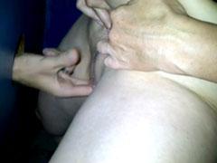 Geil fingern im Pornokino