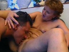 Orgie mit Oma Swingern