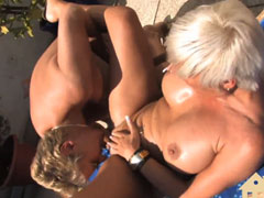 Alte lesben video
