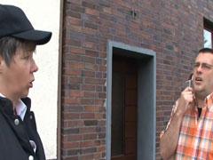 Alte Politesse ficken und Strafzettel vermeiden