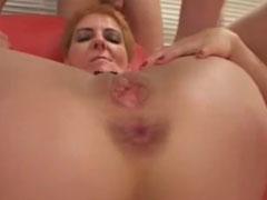 Gruppensex mit geiler Mutter