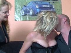 Amateur Paar will lernen was geiler Sex ist