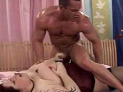 Fette Frauen gehen richtig ab in Pornofilmen