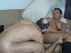 Männer lecken muschis
