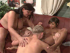 Junges Paar braucht Sex Therapeutin