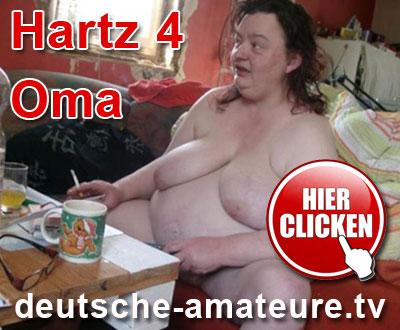 Hartz 4 Oma ficken