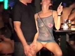 Heisse Ficks im deutschen Nachtclub