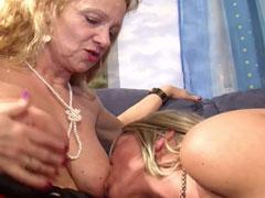 Mutter und Tochter Sex