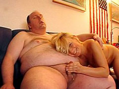 Dicker mann porno
