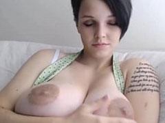 Grosse Amateur Titten