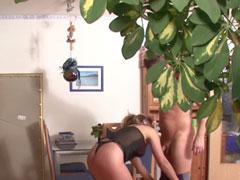 Sex mit der heissen Nachbarin