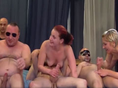 Privater Gruppensex