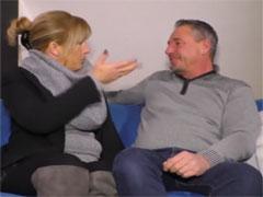 Deutsches reifes Paar filmt sich beim Ficken